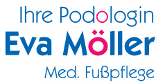 Ihre Podologin – Eva Möller Logo